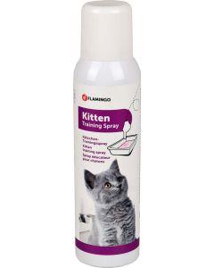 Flamingo. Kitten Training Spray. Träningsspray för katter och kattungar.