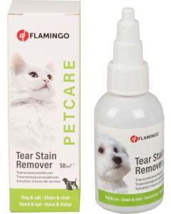 Flamingo. Petcare Tear Stain Remover. Borttagningsmedel mot tårfläckar.