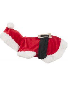 X-mas Santa Costume Dog 30cm. Jultomte dräkt till hund.