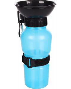 Flamingo. Reseflaska Travel Bottle Ollie. Bärbar dricksflaska till husdjur.