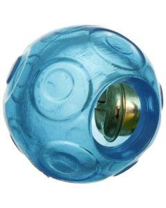 Kattleksak Good4Fun Boll 4cm. Flytande boll med bjällra och kattmynta.