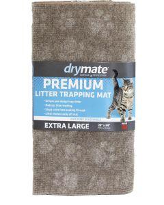 Drymate Litter Trapping Mat. Kattsandsmatta i premium kvalité.