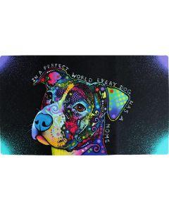 Drymate Underlägg Perfect Dog. Underlägg med Dean Russo design.