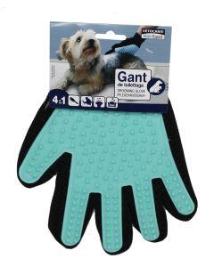 Vetocanis Grooming Glove. Pälsvårdshandske med multi funktion.