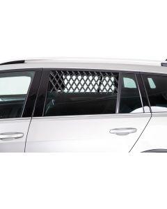 Ventilationsgaller till bilruta