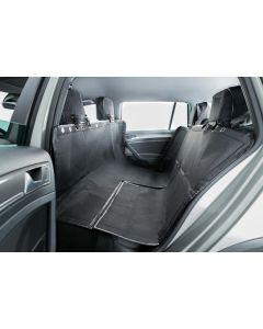 Hållbart bilskydd för baksäte