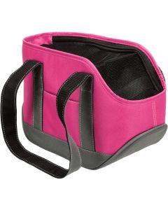 Trixie Transportväska Alea. Mycket stabil väska med öppningsbart nättak.