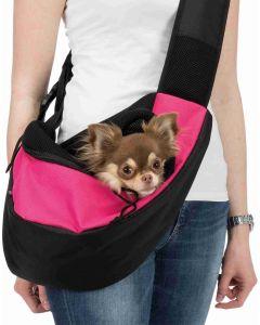 Trixie Front Carrier Sling. Axelväska för optimal kontakt med ditt husdjur.