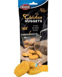 Gourmet Food Chicken Nuggets. Chicken Nuggets till hund.