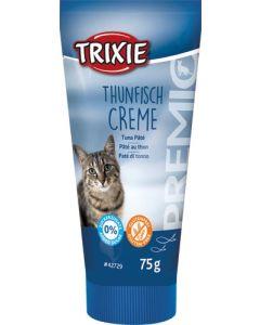 Trixie Premio Tonfiskpaté Tub. Smakrik tonfiskpaté med stor belöningseffekt.