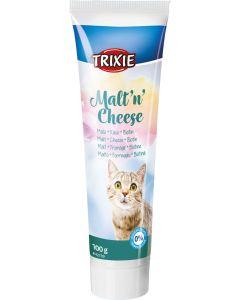 Kattmalt med ost och biotin