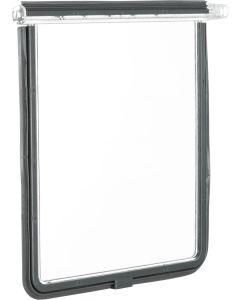 Trixie Reservlucka XL 18x20 cm. Reservlucka med gummitätning till Trixie kattdörr XL.
