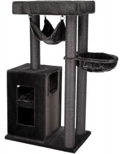 Trixie Klösmöbel Amadeus XXL. Kraftig och tung klösmöbel för stora katter.