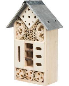 Trixie Insektshotell 29cm. Insektshotell för fjärilar, bin och nyckelpigor.