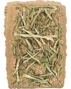 Gnagarsten av naturlig lera och persilja