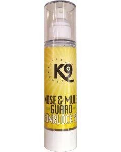 K9 Nose & Mule Solskyddsspray. Solskyddsspray till hund med hög solskyddsfaktor.