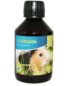 Flytande C-vitamin tillskott för marsvin