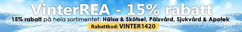 Vinter REA - 15% på pälsvård & vård