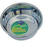 Rostfri matskål i extra kraftigt stål