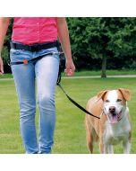 Fri och avslappnad promenad din hund