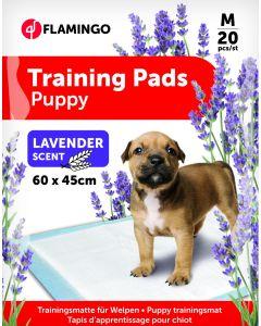 Training Pads Lavendel 20p. Absorberande underlag med lavendel doft.