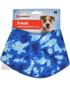 Flamingo. Cooling Bandana Fresk Vrio. Perfekt varma dagar då din hund behöver svalka.