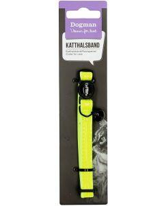 Dogman. Reflexhalsband Riffe. Reflexhalsband till katt.