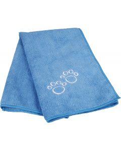Microfiber handduk för alla pälstyper