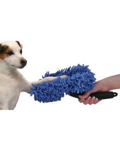 Praktisk och smart tassrengörare för hund