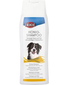 Näringsrikt shampoo med honung