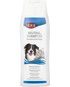 Krämigt shampoo till hund och katt