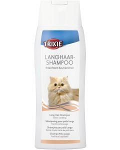 Vårdande shampoo till långhåriga katter