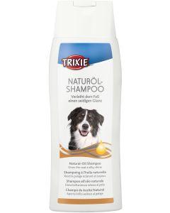 Näringsrikt shampoo med naturlig olja