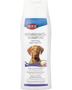 Shampoo som motverkar parasitangrepp