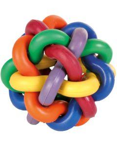 Flerfärgad boll i fantasifull design