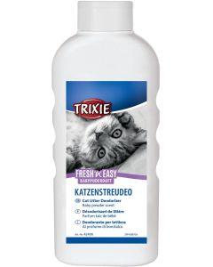 Kattsandsdeo med härlig doft av babypuder