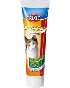 Kattmalt med kattgräs utan tillsatt socker