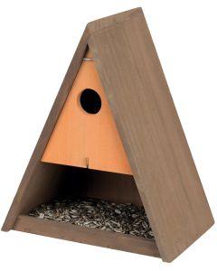 Fogelbord för bobyggare och nestande fåglar