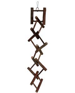 Extra lång utmanande stege för vana klättrare