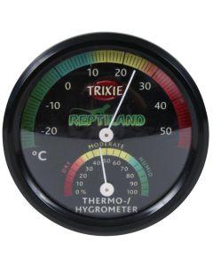Analog termometer och hyrometer till terrarium
