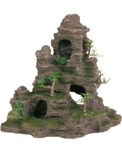 Grotta med flera håligheter