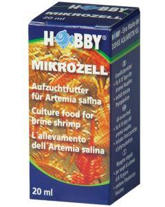 Artemia foder för utfodring 8-10 dagar efter kläckning