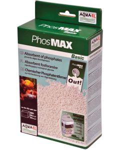 Kemisk filtermedia som motverkar fosfater och alger