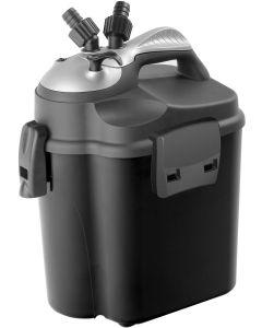 Ytterfilter med stor pump- och filtreringskapacitet