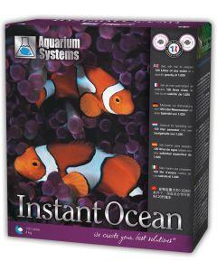 Lättlösligt havssalt för alla marina akvarium