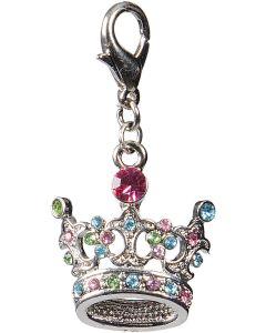 Dekorativ krona med 23 strass stenar