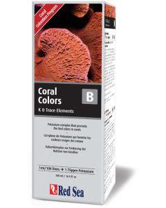 Ger vacker och intensiv färg åt röda koraller