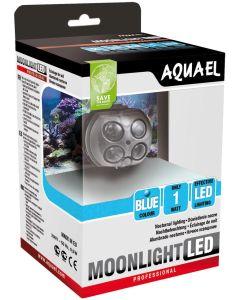 Månljus belysning för söt och saltvatten akvarium
