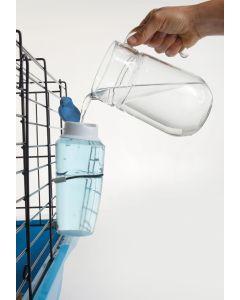 Vattenflaska som är enkel att fylla på