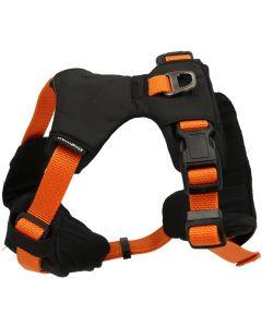 Dogman Sele Emmi Orange S. Sportsele för vardag och aktivitet.